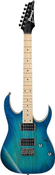 Ibanez Electric Guitar - Standard RG Blue Moon Burst - RG421AHM-BMT